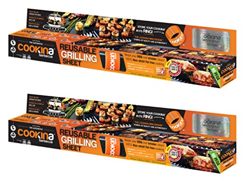 Cookina Barbecue Non Stick Grilling 2 Pack product image
