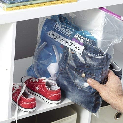 Hefty Slider Food Storage Bags, 2.5 Gal, 12 Ct