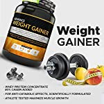 Advance Nutratech Weight Gainer for Women's- 1 Kg (Rich Delicious Chocolate) | Free Shaker Protein Powder with Soya…