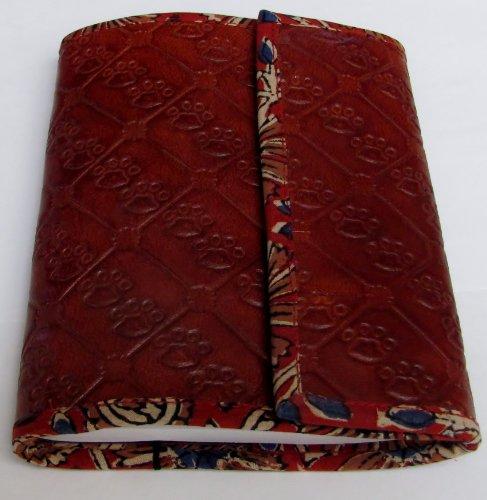 "UPC 852659955640, Fair Trade Leather ""Alluvia"" Journal/sketch Book"