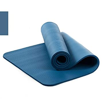 DDJJG Colchoneta De Yoga 183 * 61 Cm Almohadilla Gruesa ...