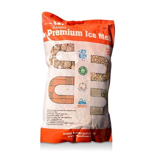 Snow Melt Ice (DANDO Premium Ice Melt Pet Safe)