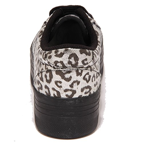 Jeffrey 9278o Zomg Zeppa Sneaker Woman Campbell nero Shoe Scarpa Grigio Donna pfqTwfEax