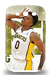Galaxy Case Cover Protector For Galaxy S3 NBA Los Angeles Lakers Nick Young #0 Case ( Custom Picture iPhone 6, iPhone 6 PLUS, iPhone 5, iPhone 5S, iPhone 5C, iPhone 4, iPhone 4S,Galaxy S6,Galaxy S5,Galaxy S4,Galaxy S3,Note 3,iPad Mini-Mini 2,iPad Air )