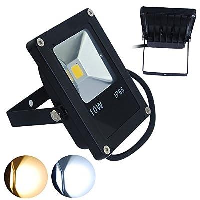 Green, 30W 110V : ultrathin LED flood light 10W 20W 30W 50W Black AC85-265V waterproof IP65 Floodlight Spotlight Outdoor Lighting