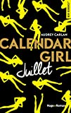 calendar girl juillet new romance french edition