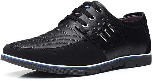 Shoes Men Walking Flat Oxford Wedding