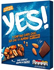 YES! Sea Salt and Dark Chocolate Multipack, 3 Count (Pack of 3)