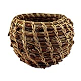 Traditional Craft Kits Quick Start Pine Needle Basket Kit - Round Style