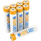 Best AAA Batteries - SunLabz AAA NiMH 1000mAh Rechargeable Batteries Review