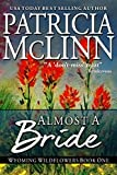 Front cover for the book Almost a Bride by Patricia McLinn