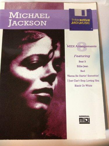 Michael Jackson - Interactive MIDI Music - 8 MIDI Arrangements