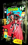 McFarlane Toys Todd McFarlane's Spawn #1 Action Figure (with Flying Cape) 6 Inches