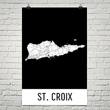 Amazoncom St Croix Poster St Croix Art Print St Croix Wall