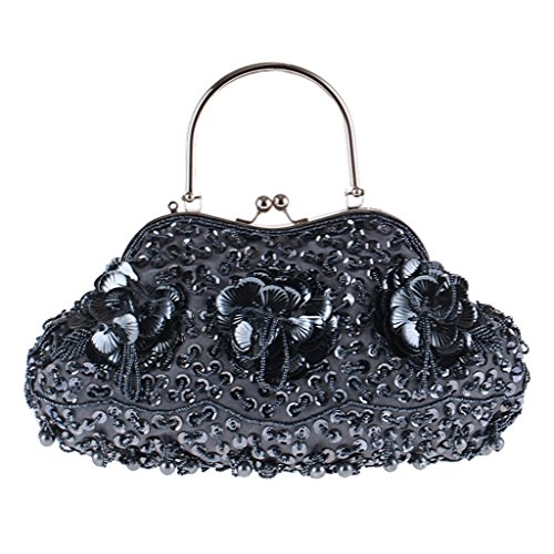 Bag Wedding Party Princess OG Evening Yeahii Beads Bag Lady Shoulder Handbag Purse Sequins Bridal qAgz4xw5