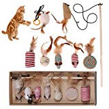 MAMS The Natural Pet Company Cat Toys Collection in Gift Box
