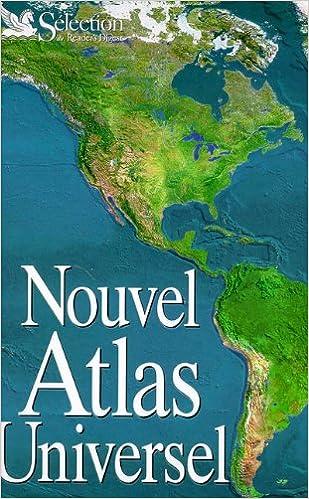 Livre gratuits Nouvel atlas universel pdf, epub