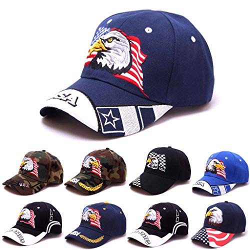 Unisex Caps Baseball Hip E vlag Casual Hop Woman Cebbay Baseball Amerikaanse voor Hoeden Man 85qpZwY