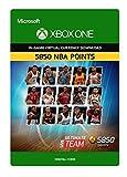 NBA Live 16 LUT 5,850 NBA Points Pack - Xbox One Digital Code