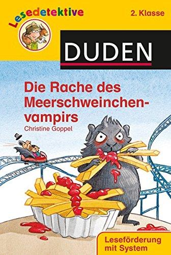 Lesedetektive - Die Rache des Meerschweinchenvampirs, 2. Klasse