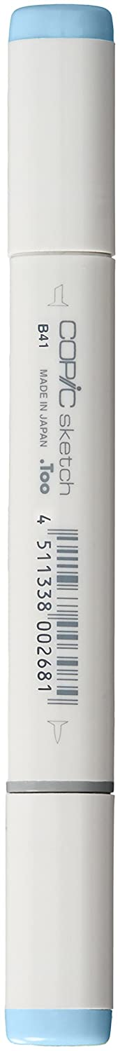 Copic Marker Copic Sketch Markers, Powder Blue (SM-B41S)