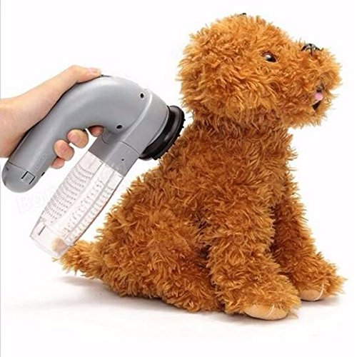 Toogoo Electric Pet Hair Remover Suction Device For Dog Cat Grooming Vacuum System Clean Fur