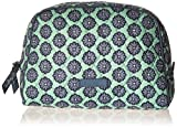 Vera Bradley Luggage Women's Large Zip Cosmetic Nomadic Blossoms Luggage Accessory