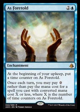 As Foretold - Amonkhet