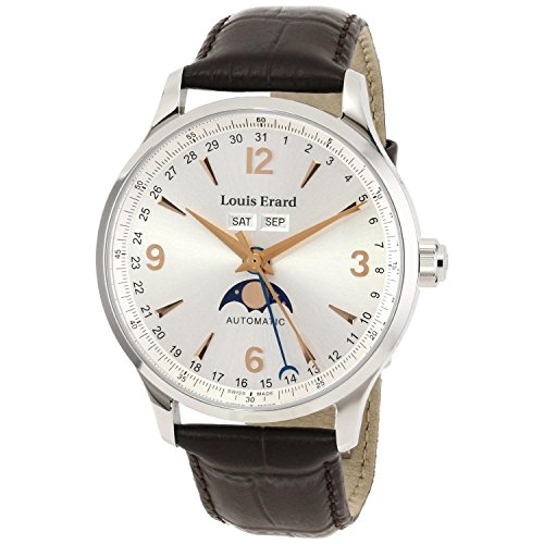Louis Erard 1931 Collection Swiss Automatic Silver Dial Men's Watch 31218AA11.BDC21