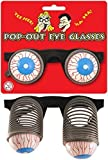 1 x Pop Out Eyes Novelty Glasses