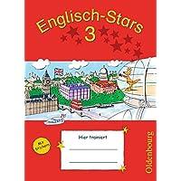 Englisch-Stars - 3. Schuljahr - Übungsheft mit Lösungsheft