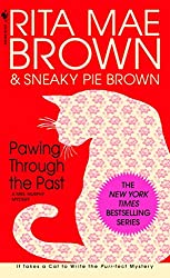 Pawing Through the Past: A Mrs. Murphy Mystery