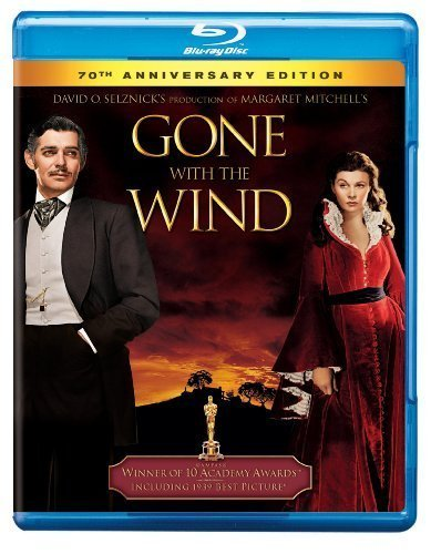 Gone with the Wind (70th Anniversary Edition) [Blu-ray] by Warner Home Video by Victor Fleming