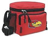 Broad Bay KU Jayhawks Lunch Bags NCAA University of Kansas Lunch Boxes