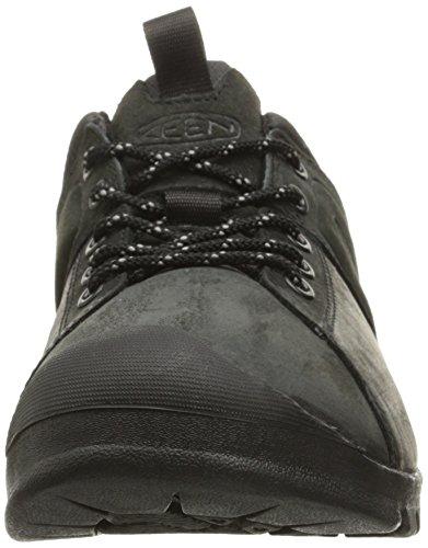 Keen, Scarpe stringate uomo grigio MAGNET/BLACK nero
