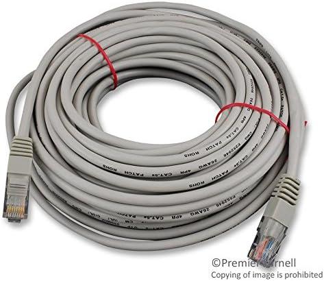 RJ45 Grey CAT5E SANOXY Network Cables SNX- ADQ88 EZ Cable ECONOMISER