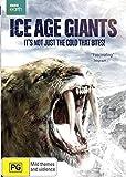 Ice Age Giants DVD