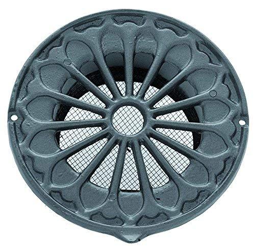 rejilla de ventilaci/ón LMA rejilla Rejilla de pared de aluminio DIN /ø125