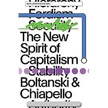 The New Spirit of Capitalism