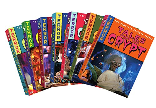 Top 7 best tales from the crypt comics dvd 2019