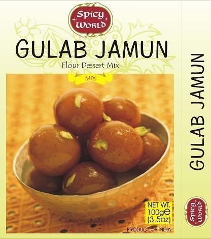 Spicy World Gulabjamun Mix 100g