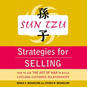Sun Tzu Strategies for Selling Hörbuch