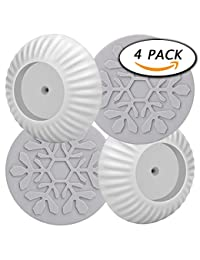 4 Pack Wall Guard Pads for Safety Pressure Mount Gate by Paxcoo BOBEBE Online Baby Store From New York to Miami and Los Angeles