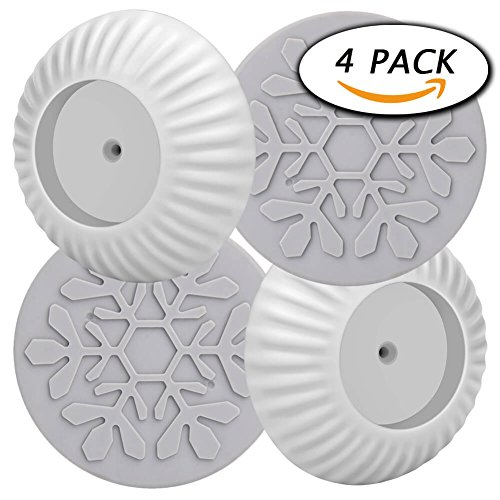 4 Pack Wall Guard Pads for Safety Pressure Mount Gate by Pax