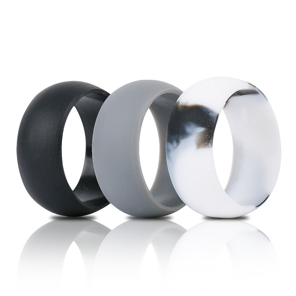 black silicone srthinblk us band collections active bands stacking products metalsmiths sterling
