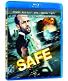 Safe / Saine et sauve (Bilingual) [Blu-ray + DVD + Digital Copy]