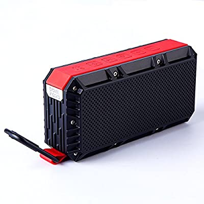 Travel Inspira Portable Wireless Speaker, 5W Mini Bluetooth Speaker Stand for iPhone iPad Android Smartphone