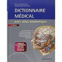 DICTIONNAIRE MÉDICAL ATLAS + ÉLECTRO. 6ED.
