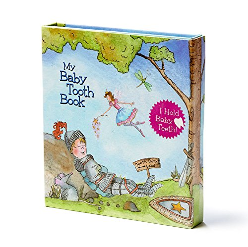 Baby Tooth Album Keepsake Flapbook, Boys