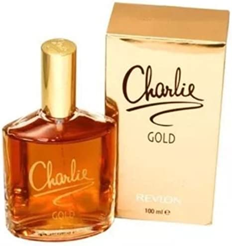 Charlie Gold Eau de Toilette 100ml Spray